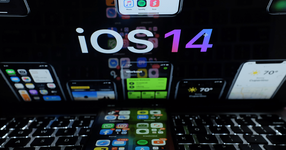 iOS 14 Digimarketing